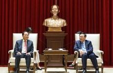 La capitale vietnamienne salue les investisseurs sud-coréens