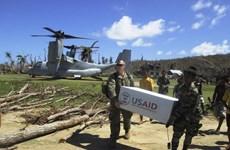 Les Philippines suspendent leur sortie d'un traité militaire avec les Etats-Unis
