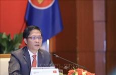 ASEAN: le renforcement de la coopération économique au menu des ministres