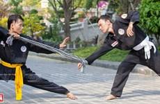 Arts martiaux vietnamiens: le « khan ran », une arme défensive efficace