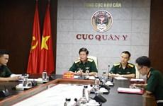 ASEAN : coopération de la médecine militaire pour anti-épidémique