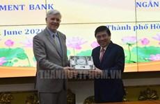 BAD - Partenaire de développement important de Hô Chi Minh-Ville