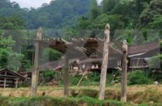 Village de Hoai Khao - endroit pour préserver la culture des Dao Tiên à Cao Bang