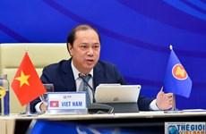 Conférence des hauts officiels en vue du 36e Sommet de l'ASEAN