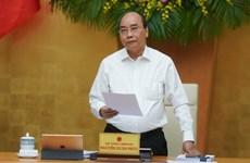 Le Premier ministre demande des mesures pour traiter des projets déficitaires