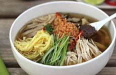 Le bún thang, la quintessence de la gastronomie de Hanoï