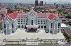 Inauguration du nouveau siège du Parti du peuple cambodgien