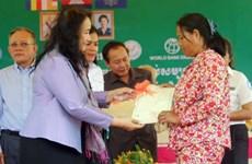 La Banque mondiale approuve un crédit de 93 millions de dollars pour le Cambodge