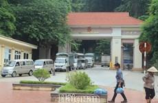 Les activités d'import-export à la porte frontalière secondaire de Côc Nam restent toujours normales