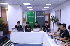 Cybersécurité : exercice de lutte contre les menaces persistantes avancées au Vietnam