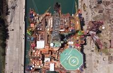 La compagnie d'industrie navale de Dung Quât redouble d'efforts pour surmonter les difficultés