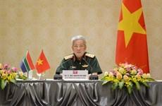 Renforcement de la coopération en matière de défense entre Vietnam et Afrique du Sud