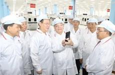 Pour accueillir davantage d'investissements dans le parc de haute technologie de Hoa Lac