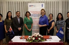 Australie et PNUD soutiennent l'amélioration de la gouvernance publique au Vietnam