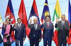 Le Vietnam contribue à approfondir les relations stratégiques de l'ASEAN avec ses partenaires
