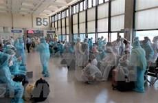 Coronavirus : Rapatriement de plus de 240 citoyens vietnamiens de Singapour