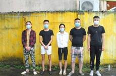 Dix Chinois entrés illégalement au Vietnam arrêtés à Lào Cai