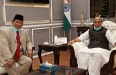 L'Inde et l'Indonésie renforcent leur coopération en matière de défense et de sécurité