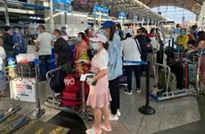 Coronavirus : Rapatriement de près de 240 Vietnamiens de Malaisie