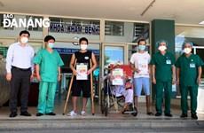 Covid-19 : neuf nouveaux patients à Dà Nang annoncés guéris