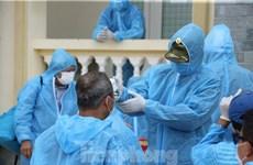 COVID-19 : deux nouveaux cas à Hai Duong et à Quang Nam