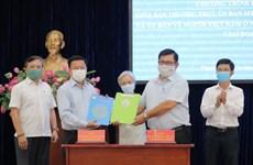 Mobiliser les Viet kieu à l'édification et au développement de Ho Chi Minh-Ville