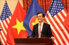 Célébration des 53 ans de la fondation de l'ASEAN aux États-Unis