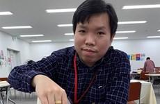 Un Vietnamien capitaine de l'équipe japonaise d'échecs