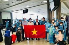 Coronavirus : près de 350 citoyens vietnamiens rapatriés des Etats-Unis