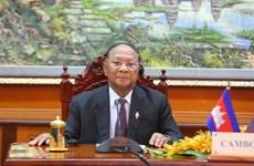 AIPA 41 : Les pays de l'ASEAN soulignent l'importance de la paix et de la stabilité dans la région