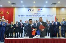 Le Conseil d'affaires Vietnam – UE voit le jour