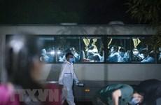Covid-19 : plus de 350 Vietnamiens rapatriés des Etats-Unis et du Japon