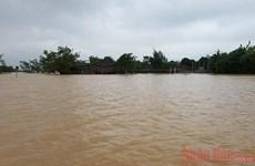 L'UNFPA soutient les femmes et les filles du Centre affectées par les inondations
