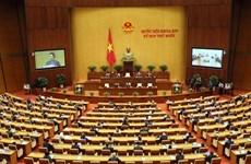 L'AN délibère sur la situation socio-économique et budgétaire