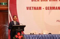 Promotion de la coopération économique Vietnam – Allemagne