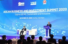 Sommet du commerce et de l'investissement de l'ASEAN 2020 à Hanoi