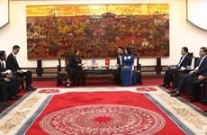 Bac Ninh intensifie sa coopération commerciale avec la Malaisie
