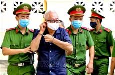 Douze personnes jugées pour des dommages causés à Dông A Bank