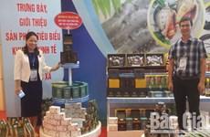 Propriété intellectuelle : Bac Giang promeut la protection des produits clés provinciaux
