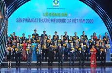 Vietnam : des produits de 124 entreprises ont obtenu le ''Label national'' 2020