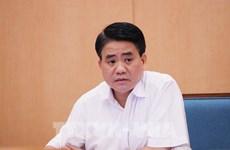Le procès de l'ancien président du Comité populaire de Hanoi Nguyên Duc Chung prévu à huis clos