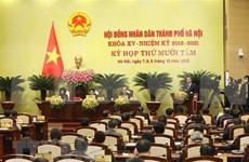 Le Conseil populaire de Hanoi tient sa 18e réunion
