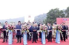 Inauguration du vestige historique de Nam Xoi, berceau de la révolution lao
