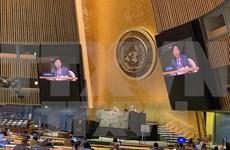 ONU : le Vietnam souligne la liberté de navigation et de survol en Mer Orientale