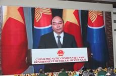 ASEAN 2020 : cérémonie marquant le 10e anniversaire de l'ADMM+