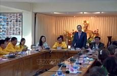 Les Viêt kiêu contribuent à booster le partenariat stratégique Vietnam-Thaïlande