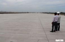 La réhabilitation d'une piste de l'aéroport de Tân Son Nhât achevée