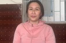 Une femme à Cân Tho arrêtée pour des actions contre l'Etat