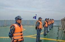 Le Vietnam et la Chine achèvent leur inspection des pêches