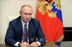 Nouvel An 2021 : le président russe souligne l'importance des relations Russie – Vietnam